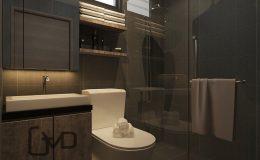 4 Master Bathroom