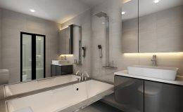 5c Master bathroom